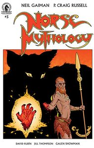 [Neil Gaiman's Norse Mythology #5 (Cover A Russell) (Product Image)]