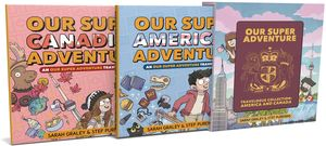 [Our Super Adventure Travelogue: America & Canada (Hardcover) (Product Image)]