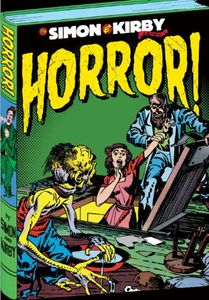 [Simon & Kirby Library: Horror (Hardcover) (Product Image)]