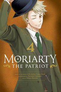 [Moriarty The Patriot: Volume 4 (Product Image)]
