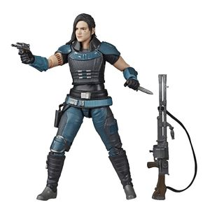 [Star Wars: The Mandalorian: Black Series Action Figure: Cara Dune (Product Image)]