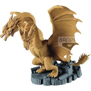 [Godzilla: Deforume Statue: King Ghidorah (2019) (Product Image)]