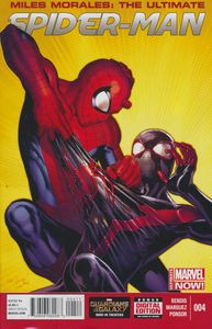 [Miles Morales: Ultimate Spider-Man #4 (Product Image)]