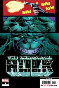 [Immortal Hulk #1 (5th Printing Bennett Variant) (Product Image)]
