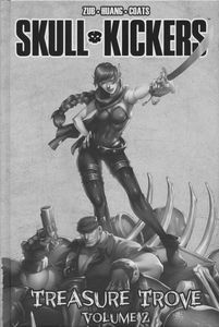 [Skullkickers: Treasure Trove: Volume 2 (Hardcover) (Product Image)]
