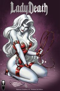 [Lady Death: Nightmare Symphony #2 (Deodato Jr Premium F) (Product Image)]