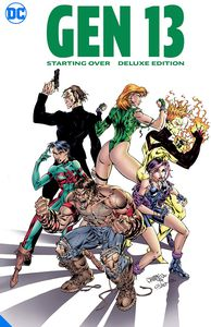 [Gen 13: Starting Over (Deluxe Edition Hardcover) (Product Image)]