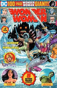 [Wonder Woman: Giant Edition #2 (Product Image)]