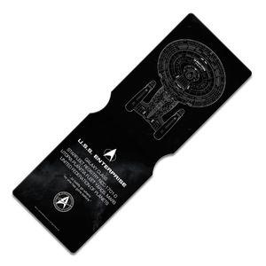 [Star Trek: The Next Generation: Travel Pass Holder: NCC-1701-D Schematics (Product Image)]