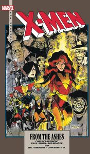 [X-Men: From The Ashes (New Printing) (Product Image)]