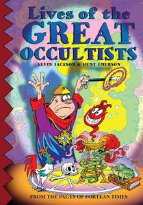[Lives Of The Great Occultists (Product Image)]