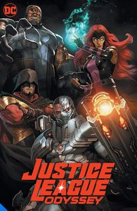 [Justice League: Odyssey: Volume 4 (Product Image)]