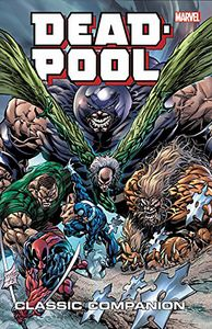 [Deadpool Classic Companion: Volume 2 (Product Image)]