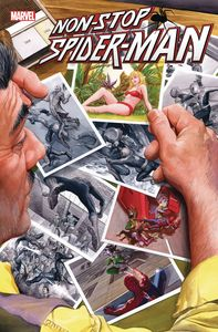[Non-Stop Spider-Man #1 (Alex Ross Variant) (Product Image)]