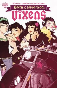 [Betty & Veronica: Vixens #4 (Cover C St Onge) (Product Image)]