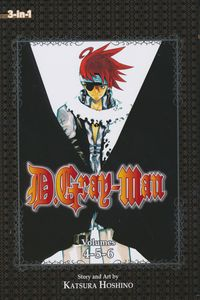 [D Gray Man: 3-In-1 Edition: Volume 2 (Product Image)]
