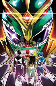 [Mighty Morphin #1 (Carlini Variant) (Product Image)]