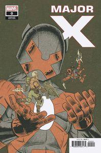 [Major X #0 (Piskor Variant) (Product Image)]