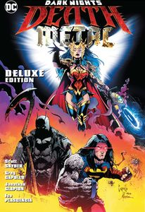 [Dark Nights: Death Metal: Deluxe Edition (Hardcover) (Product Image)]