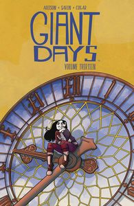 [Giant Days: Volume 13 (Product Image)]