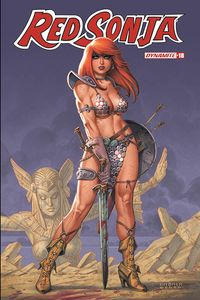 [Red Sonja #18 (Cover B Linsner) (Product Image)]