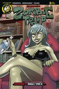 [Zombie Tramp: Ongoing #57 (Cover E Young Risque Limited Edition) (Product Image)]