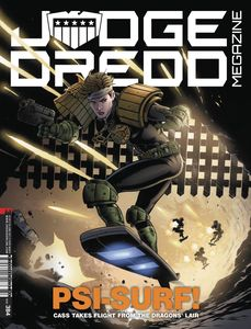 [Judge Dredd Megazine #388 (Product Image)]
