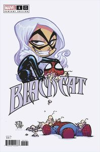 [Black Cat #1 (Young Variant) (King In Black) (Product Image)]