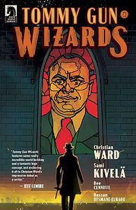 [Tommy Gun Wizards #2 (Cover A Ward) (Product Image)]