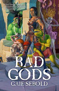 [Babylon Steel: Book 1: Bad Gods (Product Image)]