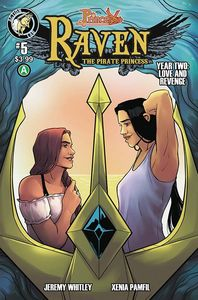 [Princeless Raven: Year 2 #5 (Love & Revenge) (Product Image)]