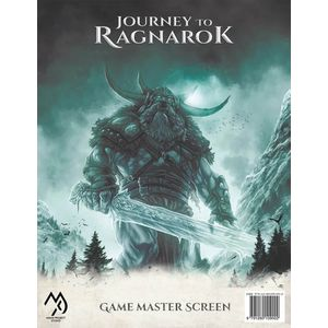 [Journey To Ragnarok: Game Master Screen (5th Edition Compatible) (Product Image)]