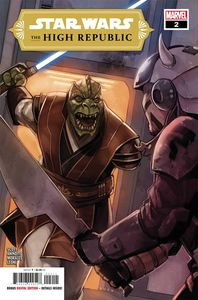 [Star Wars: High Republic #2 (Signed Edition) (Product Image)]