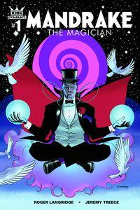 [King: Mandrake The Magician #1 (Product Image)]