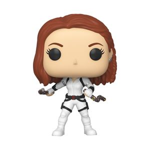 [Black Widow: Pop! Vinyl Figure: Black Widow (White Suit) (Product Image)]