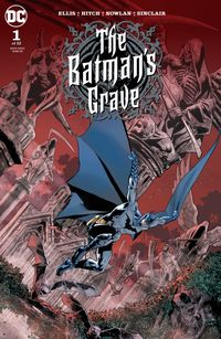 [The cover for Batman's Grave #1]
