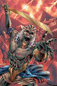 [Myths & Legends Quarterly: Blood Pharaoh #1 (Cover A Vitorino) (Product Image)]