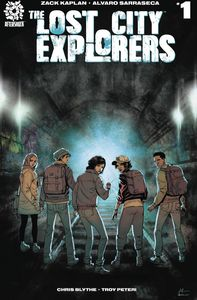 [Lost City Explorers #1 (Cover A La Torre & Maiolo) (Product Image)]