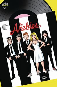 [The Archies #6 (Cover B Parent) (Product Image)]