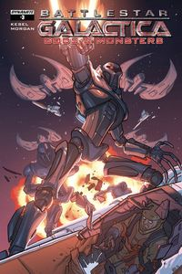 [Battlestar Galactica: Gods & Monsters #3 (Cover B Woods) (Product Image)]