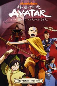 [Avatar: The Last Airbender: Volume 2: The Promise Part 2 (Product Image)]