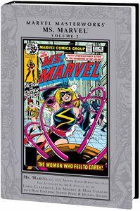 [Marvel Masterworks: Ms Marvel: Volume 2 (Hardcover) (Product Image)]