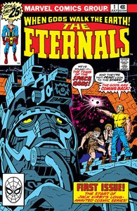 [Eternals: Volume 1 (Product Image)]