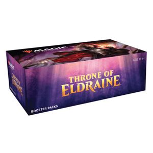 [Magic The Gathering: Throne Of Eldraine: Booster Box 36 (Product Image)]