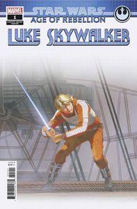 [Star Wars: Age Of Rebellion: Luke Skywalker #1 (Concept Variant) (Product Image)]