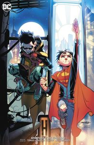 [Adventures Of The Super Sons #1 (Variant Edition) (Product Image)]