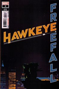 [Hawkeye: Free Fall #3 (2nd Printing Schmidt Variant) (Product Image)]