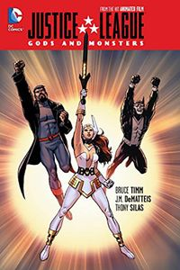 [Justice League: Gods & Monsters (Hardcover) (Product Image)]