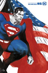 [Superman: Red & Blue #6 (Gabrielle Dell'otto Variant) (Product Image)]