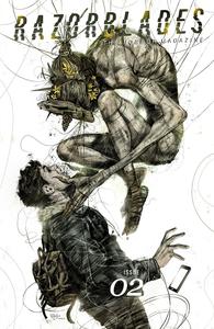 [Razorblades: The Horror Magazine #2 (Robels Variant) (Product Image)]